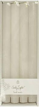 Набір свічок столових (4шт) 25см білі №C022_250_1-1.1/6601/Bonadi/(6)