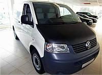 Чехол капота (кожазаменитель) Volkswagen T5 Transporter 2003-2010 гг. / Чехлы на капот Фольксваген Т5