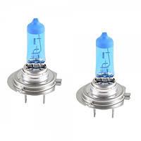 """Лампа 12V H7  55W 4200K StarBlue """"Solar"""" (Box-2шт)  (1247S2) (10шт/уп)"""