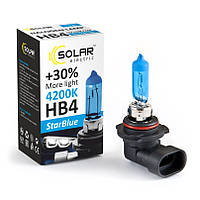 """Лампа 12V HB4  65W 4200K StarBlue """"Solar"""" (1шт)  (1226) (10шт/уп)"""