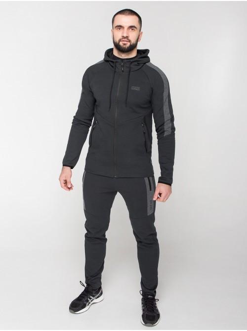 Спортивный костюм КМ-Bi-2 Черный