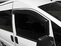 Ветровики (2 шт, DDU) Fiat Scudo 1996-2007 гг. / Дефлекторы окон (ветровики) Фиат Скудо