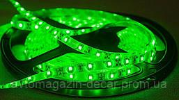 Лента диодная-бухта 5м 12V зеленая (5050)