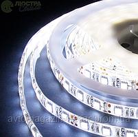 """Лента Диодная 12v 15см белая SMD (5050) гибкая / полиуретан покрытие """"Econom"""""""