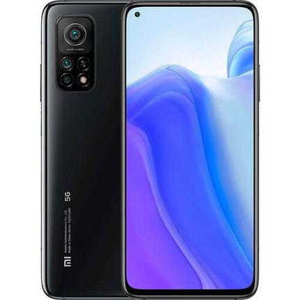 Смартфон Xiaomi Mi 10T 6/128GB Cosmic Black UA, фото 2
