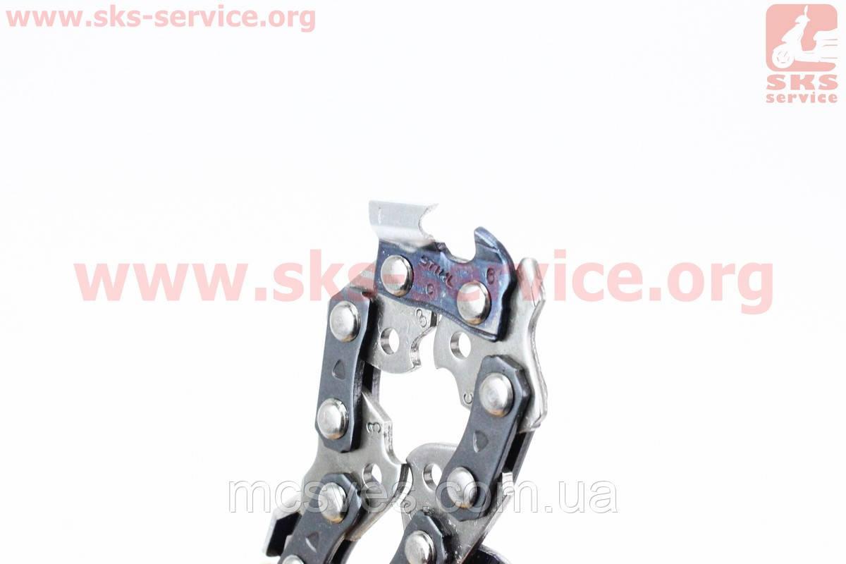 """(STIHL) Цепь (бухта) 3/8""""-1,3mm-1640зв. квад. зуб RS, производство Китай 1 / 5"""