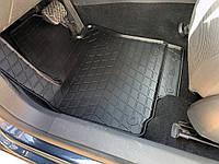 Резиновые коврики (4 шт, Stingray Premium) Volkswagen Golf 5 / Резиновые коврики Фольксваген Гольф 5