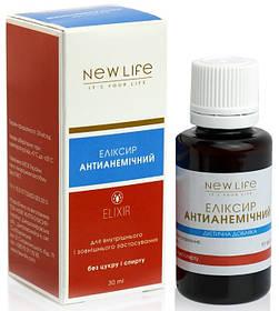 Антианемический Эликсир Новая Жизнь (New Life) 30 мл