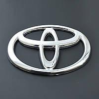 "Эмблема  ""Toyota"" 158х109мм\пластик\скотч (большая)"