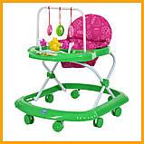 Дитячі ходунки з ігровою панеллю M 0591A 7 кольорів ходулі Дитячі, фото 2