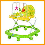 Дитячі ходунки з ігровою панеллю M 0591A 7 кольорів ходулі Дитячі, фото 5