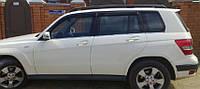 Ветровики Мерседес-Бенц GLK-класс   Дефлекторы оконMercedes Benz GLK-klasse 2012