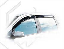 Ветровики Мерседес-Бенц А-класс | Дефлекторы окон Mercedes Benz A-klasse (W169) 2004-2012
