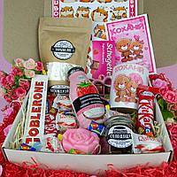 Подарочный набор для девушки Бокс для любимой max