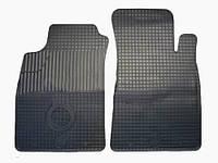 Резиновые коврики (4 шт, Stingray Budget) Renault Megane I 1996-2004 гг. / Резиновые коврики Рено Меган 1