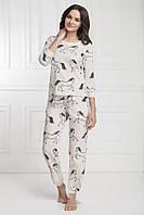 Женская пижама с брюками Jasmine  4903/12 HORSE, фото 1
