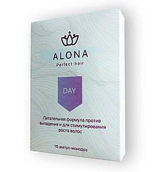 ALONA - против выпадения и для стимулирования роста волос (АЛОНА День )10 ампул