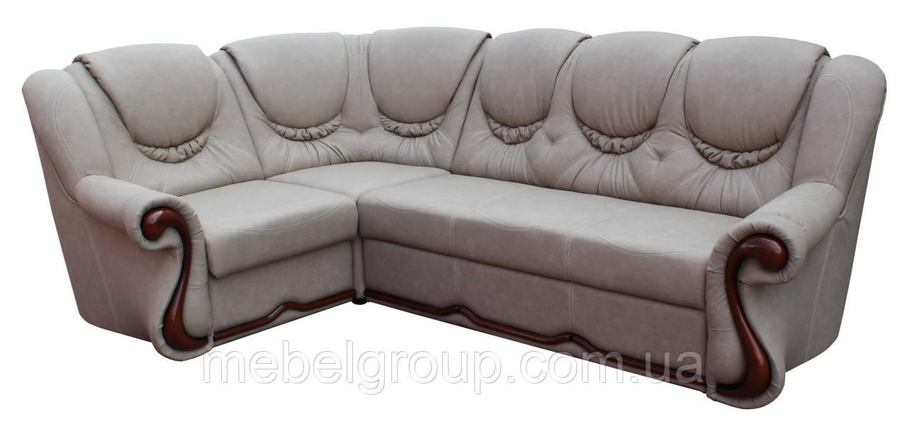 Угловой диван Володар раскладной 280*200