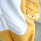 Кигуруми пижама детская Медведь цельная комбинезон для детей, фото 2