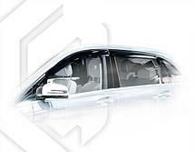 Дефлекторы оконMercedes Benz B-klasse (W246) 2011 | Ветровики Мерседес-Бенц В-класс