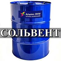Сольвент (нефрас-А-130/150) для растворения масел, битумов, каучуков, полиэфиров