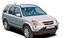 Кенгурятники на Honda CR-V (2001-2006)