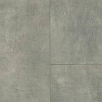 Виниловая плитка Quick Step LIVYN AMCL40051 Бетон Темно-Серый