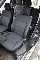Оригинальные чехлы Premium (полный салон) Fiat Doblo II 2005 гг. / Чехлы из экокожи Фиат Добло