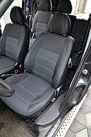 Оригинальные чехлы Premium (передние) Fiat Doblo II 2005 гг. / Чехлы из экокожи Фиат Добло