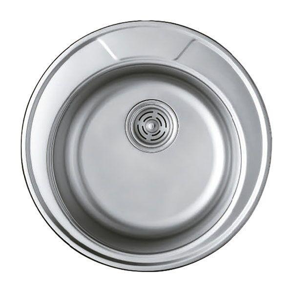 Мойка для кухни матовая Haiba 490 satin