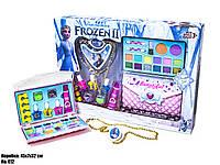 """Набор детской косметики """"Frozen"""" (68-E12) детская декоративная косметика эко детская косметика мейк ап"""