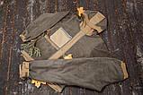 Костюм тактический Горка 3 на флисе. Олива., фото 4
