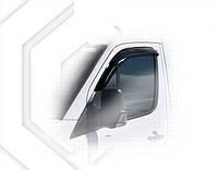 Дефлекторы оконMercedes Benz Sprinter (W906) 2006 | Ветровики  Мерседес-Бенц Спринтер