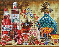 Алмазная мозаика Brushme Кухонный натюрморт