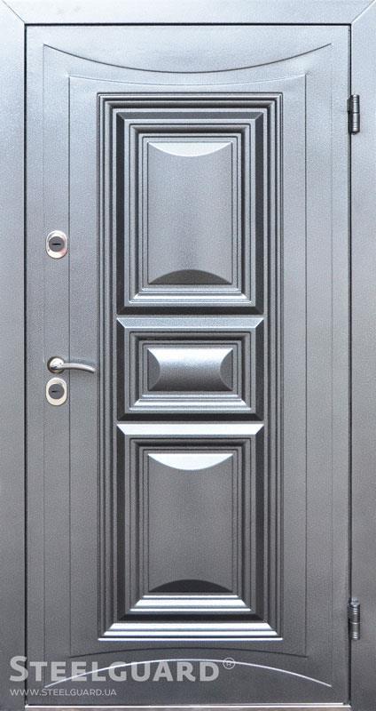 Вхідні двері Стілгард ANTIFROST 20, Termoskin