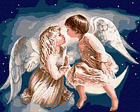 Картина по номерам Brushme Ангелочки