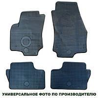 Резиновые коврики (4 шт, Doma) Volkswagen Passat B5 1997-2005 гг. / Резиновые коврики Фольксваген Пассат Б5