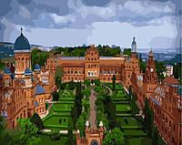 Картина по номерам Brushme Черновицкий университет