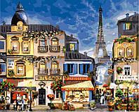 Картина по номерам Brushme Блистательный Париж