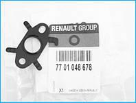 Прокладка масляной трубки турбины Renault Trafic II 1.9DCi  ОРИГИНАЛ 7701048678