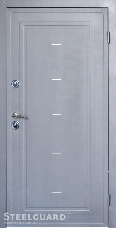 Вхідні двері Стілгард ANTIFROST, Torre