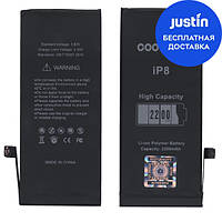 Батарея CoolBatt для iPhone 8 (1821mAh)