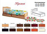Ліжко Кремена (масив бука)