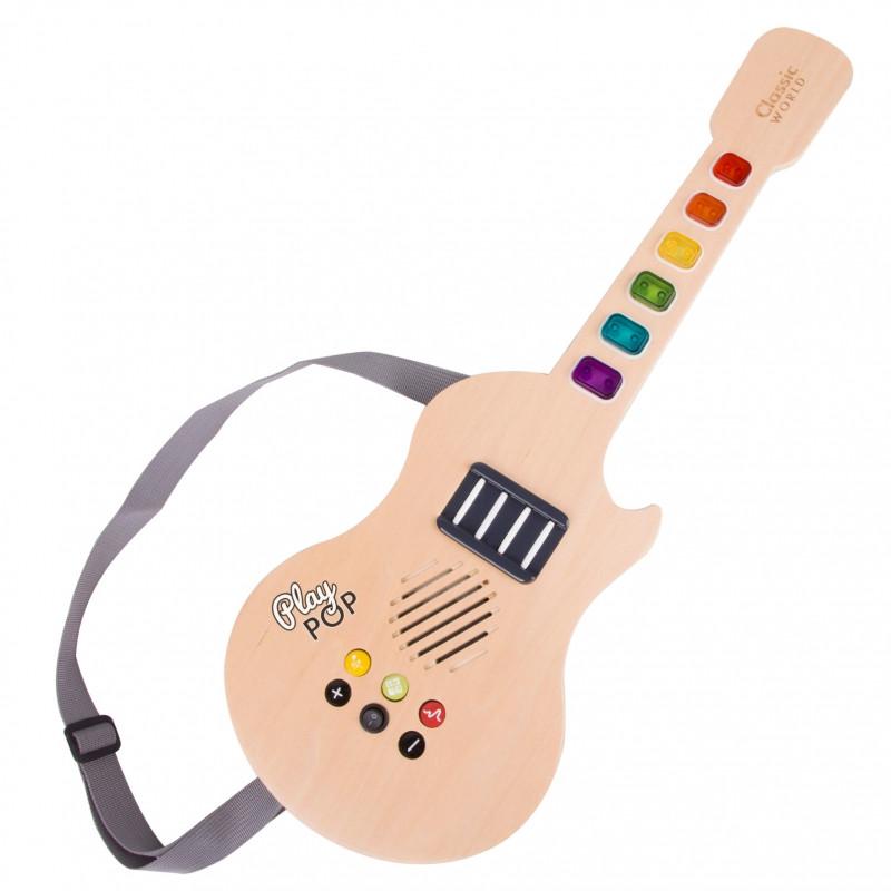 Гітара дерево струни Classic World