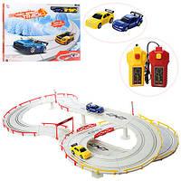 Автотрек гоночный детский CHIYINGDA High Speed Track 3 2 машинки на пульте управления (61910001)