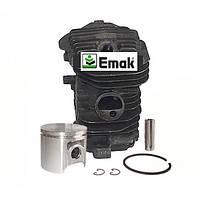 Цилиндр поршневая группа бензопили OLEO-MAC GS-35 Олео-Мак EFCO MT-350 (40mm) EMAK 50240166 оригинал