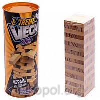 "Настольная игра Башня Дженга ""Vega extreme"" Danko Toys VGE-01"