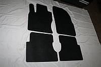 Резиновые коврики (4 шт, Stingray Premium) Ford Focus II 2008-2011 гг. / Резиновые коврики Форд Фокус