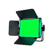 1,2 кВт Набір RGB LED постійного світлодіодного світла TOLIFO GK-S60RGB KIT - панелі 600LEDs 30x19x4,2см, диммер, фото 5