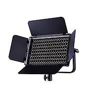 1,2 кВт Набір RGB LED постійного світлодіодного світла TOLIFO GK-S60RGB KIT - панелі 600LEDs 30x19x4,2см, диммер, фото 10